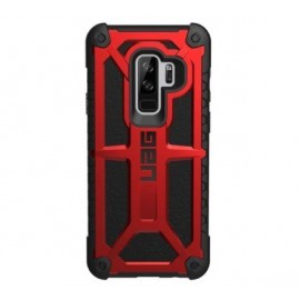 UAG Hardcase Galaxy S9 Plus Monarch rood / zwart