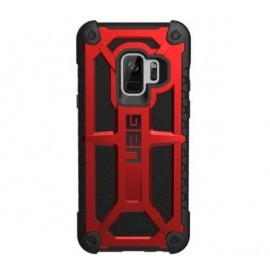 UAG Hard Case Galaxy S9  Monarch roodzwart