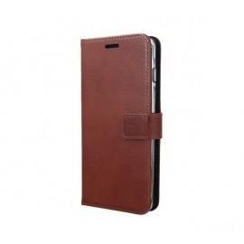 Valenta Booklet Gel Skin Samsung Galaxy S10 Plus bruin