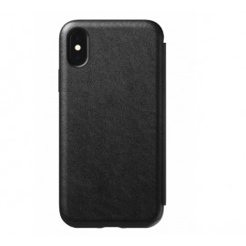 Nomad Rugged Case Tri-Folio iPhone X / XS zwart
