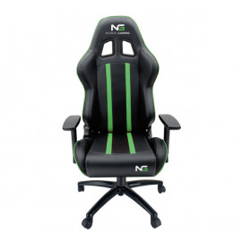 Nordic Gaming Carbon gaming chair black / green