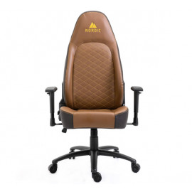 Nordic Gaming Executive Assistant chair brown