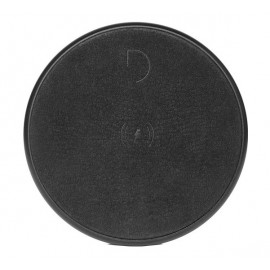 Decoded Leather QI Wireless Charger zwart
