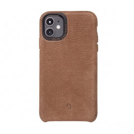 Decoded Bio Leather case iPhone 11 Tan