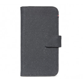 Decoded Leren Wallet Case iPhone 11 Pro Max antraciet