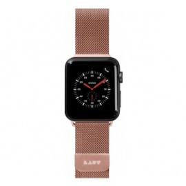 LAUT Steel Loop Apple Watch 38 / 40 mm rose goud