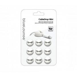 Bluelounge CableDrop Mini 9-pack wit CDM-WH