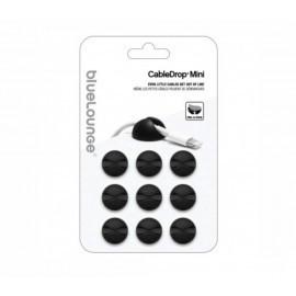 Bluelounge CableDrop Mini 9-pack zwart CDM-BL