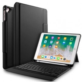 "Casecentive Magnetic Wireless Keyboard case iPad Air 1 / 2 / Pro 9.7"" / 2017 / 2018 zwart"