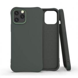 Casecentive Soft Eco TPU Case iPhone 12 Max groen