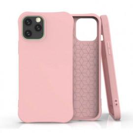 Casecentive Soft Eco TPU Case iPhone 12 Max roze