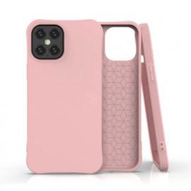 Casecentive Soft Eco TPU Case iPhone 12 Pro Max roze