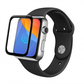 Casecentive 3D full cover glass Apple Watch 44mm Screen protector
