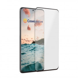 Casecentive Glass Screenprotector 3D full cover Galaxy S20 Ultra