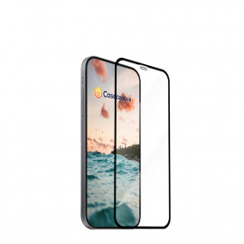 Casecentive Glass Screenprotector 3D full cover iPhone 13 Mini