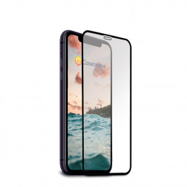 Casecentive Glass Screenprotector 3D full cover iPhone X / XS