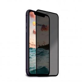 Casecentive Privacy Glass Screenprotector 3D full cover iPhone 12 Mini