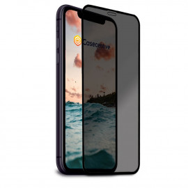 Casecentive Privacy Glass Screenprotector 3D full cover iPhone 11 Pro Max