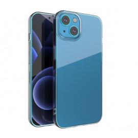 Casecentive Silicone case iPhone 13 clear