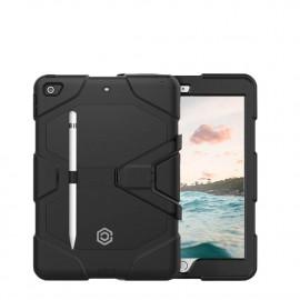 Casecentive Ultimate Hardcase iPad 10.2 2019 / 2020 zwart