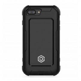 Casecentive Ultimate Hardcase iPhone 6(S) / 7 / 8 Plus zwart