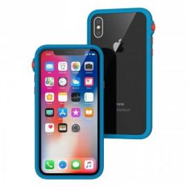 Catalyst Impact Protection case iPhone X blauw