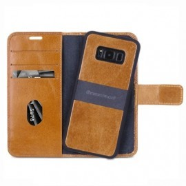 dbramante1928 Lynge 2 case Samsung Galaxy S8 bruin