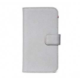 Decoded Leren Wallet Case iPhone 11 Pro Max grijs