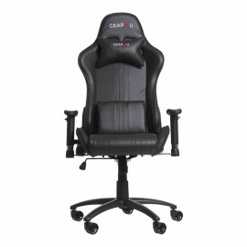 Gear4U Elite gaming chair zwart
