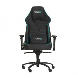 Fourze Select Gaming Chair zwart