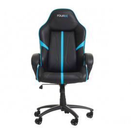 Fourze Strike gaming chair black / blue