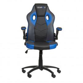Gear4U Gambit Pro gaming chair blauw / zwart