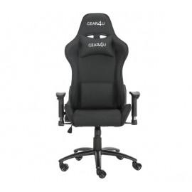Gear4U Elite fabric gaming chair black