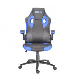 Gear4U Gambit Pro gaming chair blauw / zwart