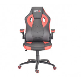 Gear4U Gambit Pro gaming chair rood / zwart