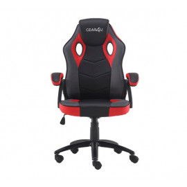Gear4U Rook gaming chair rood / zwart