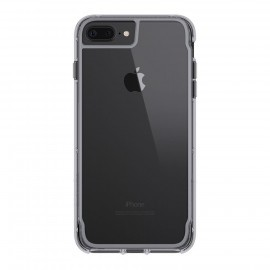 Griffin Survivor Clear iPhone 7 / 8 Plus zilver