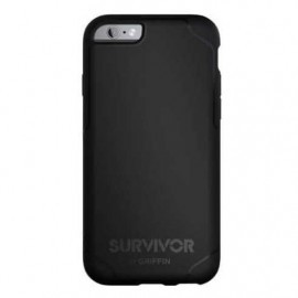 Griffin Survivor Journey hardcase iPhone 6(S) zwart