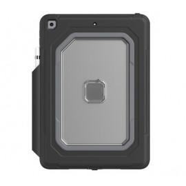Griffin Survivor All-Terrain 2 case iPad 10.2 inch 2019 / 2020 zwart