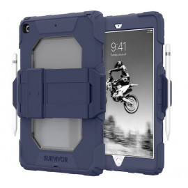 Griffin Survivor All-Terrain Case iPad 10.2 inch blauw