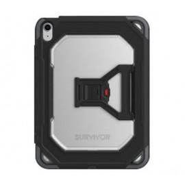 Griffin Survivor All-Terrain Case iPad Air 2020 zwart