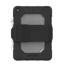 Griffin Survivor All-Terrain iPad 10.2 2019 / 2020 zwart