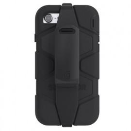 Griffin Survivor Extreme Duty hardcase iPhone 7 zwart (GB42761)