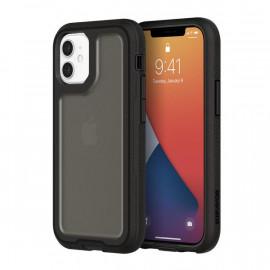 Griffin Survivor Extreme case iPhone 12 mini Zwart