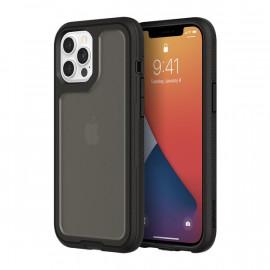 Griffin Survivor Extreme case iPhone 12 Pro Max Zwart