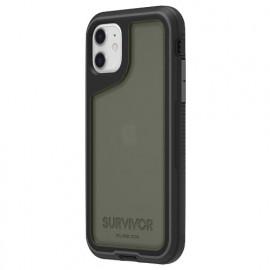 Griffin Survivor Extreme iPhone 11 zwart / grijs