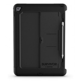 Griffin Survivor Slim iPad Pro 12,9 zwart