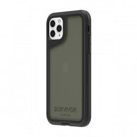 Griffin Survivor Extreme iPhone 11 Pro Max zwart / grijs