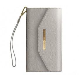 iDeal of Sweden Mayfair Clutch Wallet case iPhone 11 Pro Max grijs