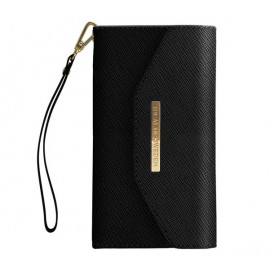 iDeal of Sweden Mayfair Clutch Wallet case iPhone 11 Pro zwart
